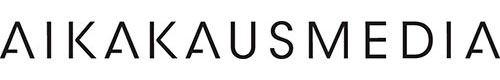 Aikakausmedian logo.